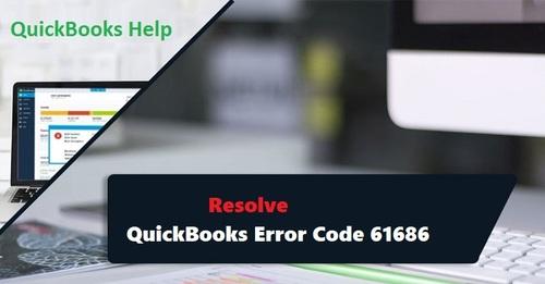 QuickBooks Error Code 61686
