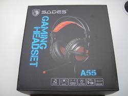 EasySMX SADES  casque filaire gaming stéréo