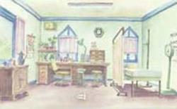 Infirmerie de l'école primaire de Misora