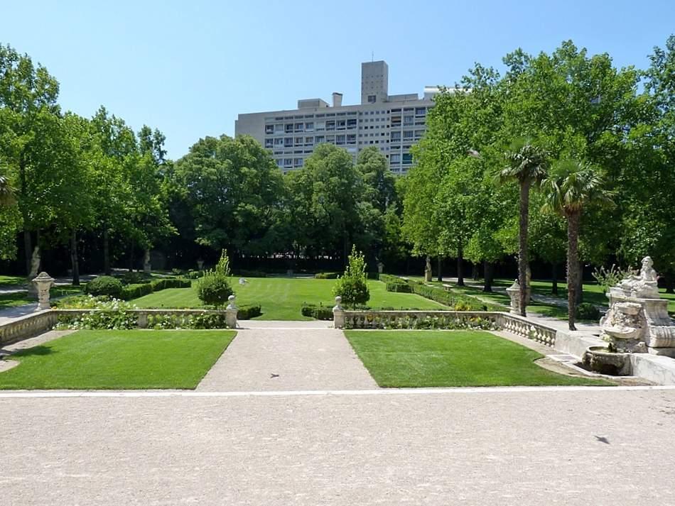 Jardin de la magalone a marseille le parc provence et for Le jardin marseille