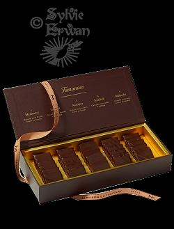 Tubes chocolats création 8