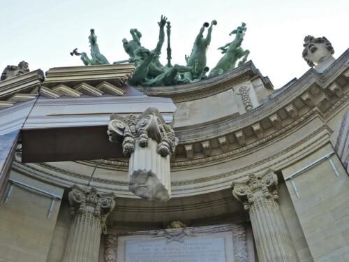 Moi Auguste Empereur Trompe-l'oeil 4