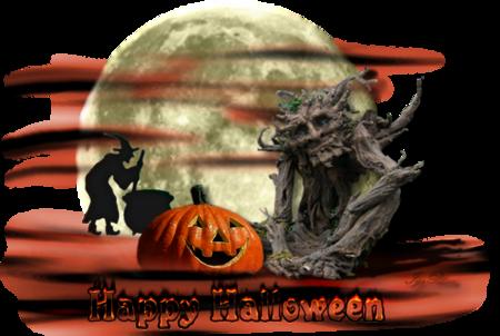 Halloween - Sorcières Maléfiques