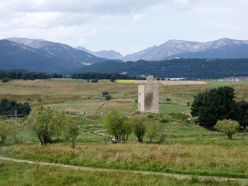 La tour de Creu