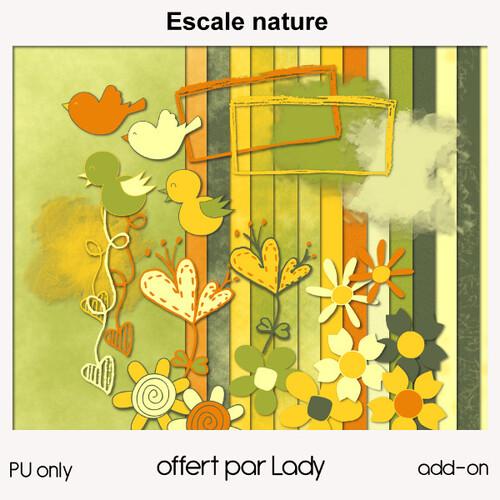 Escale nature