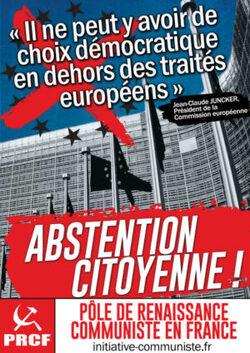 L'écrivain François Bégaudeau appelle au boycott des élections européennes ! (IC.fr-7/05/19)