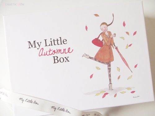 My Little Box Novembre ~ Spoils et Versions