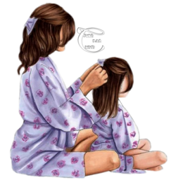 Maman et enfants (2)