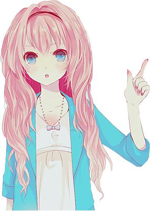 Renders manga filles (1)