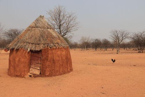 Le village Himba