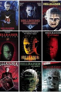 Hellraiser - Integrale