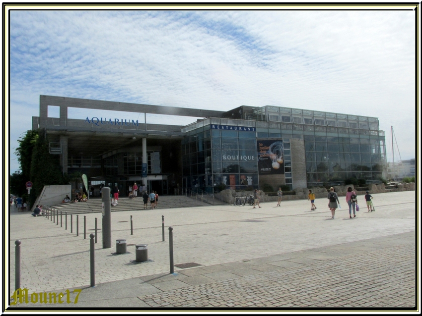 La Rochelle au mois de Juillet 2015