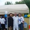 moi,M.Gendron(maire) et M.Dufour ( député du Bloc).JPG