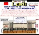 CHINE: les pelles hydrauliques de 200 à 1240 tonnes.