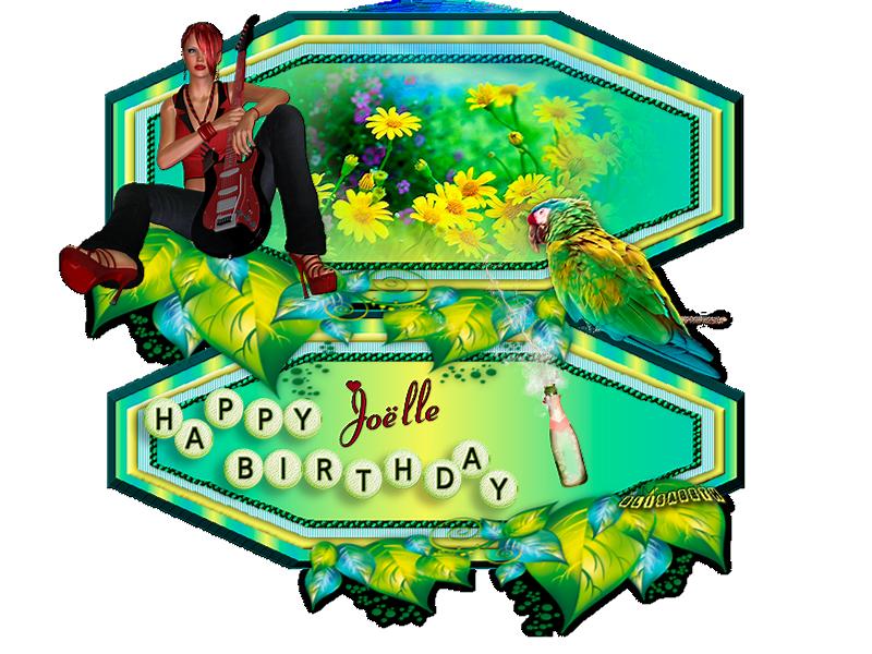 Anniversaire Joëlle du 01072017