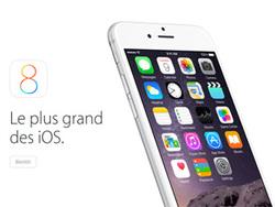 iOS 8.0.2 est déjà là