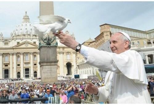 Message du Pape François pour le 50ème Message pour la Journée mondiale de la Paix - Zenit