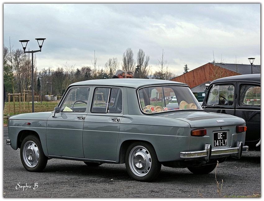 Quelques Renault d'hier .
