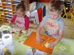 Atelier-cuisine - le pommelé - 2ème édition