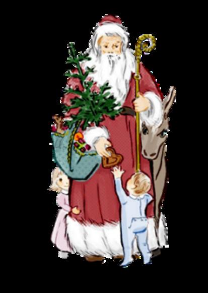 Tubes : Saint Nicolas