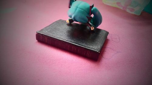 Miki's strange book
