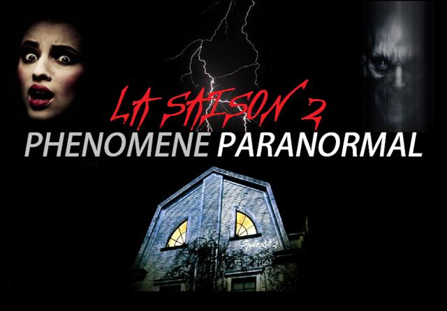 """""""Phénomène Paranormal"""" La Saison 2 - Affiche de L'Esprit-Paranormal-Spider392"""