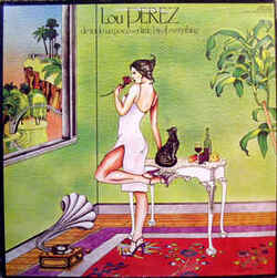 Lou Perez - De Todo Un Poco (A Little Bit Of Everything) - Complete LP