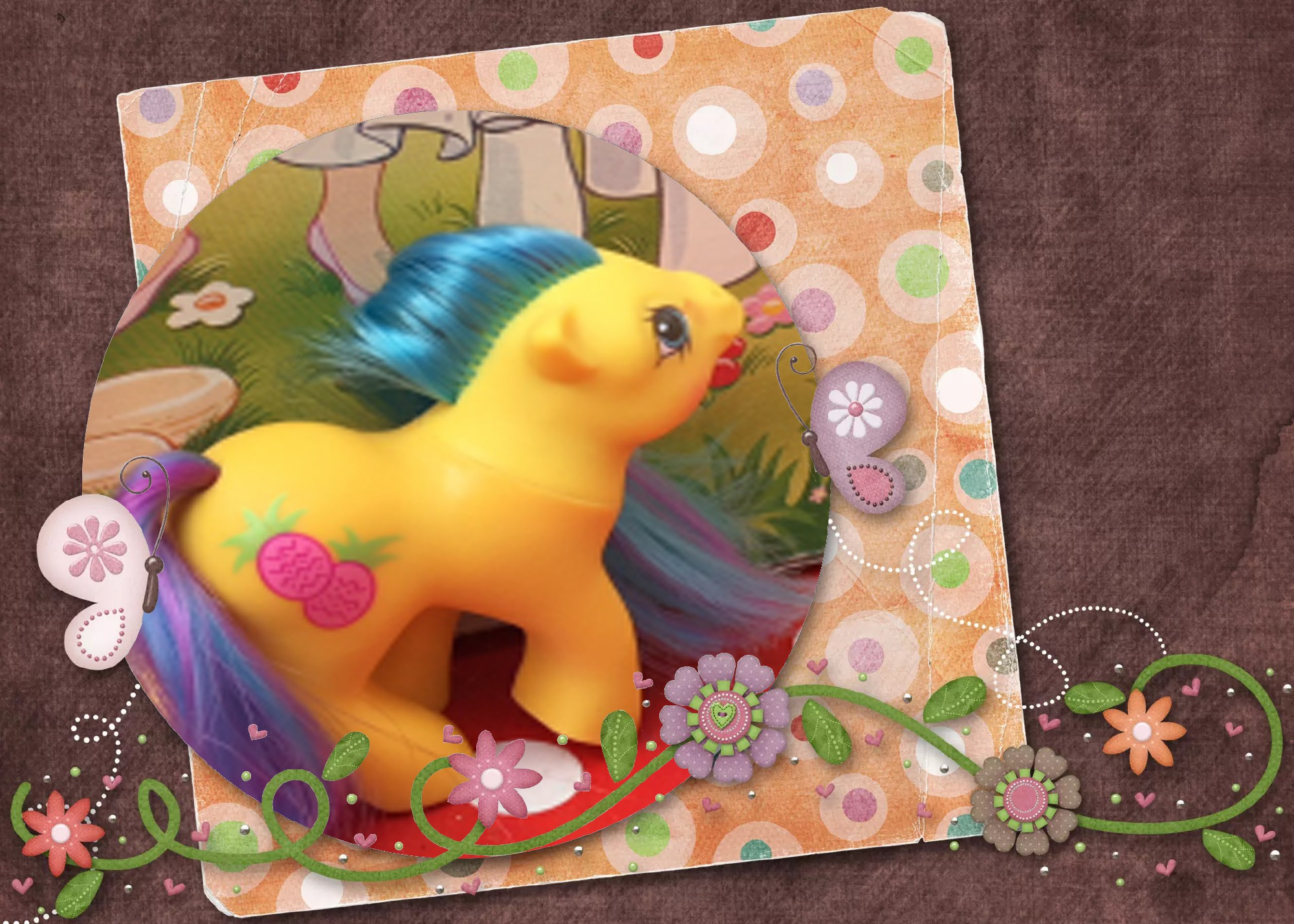 Ponies Paradis Ponies L'atelier Des L'atelier Des Chats Paradis zVpMqSU