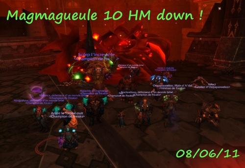 Magmaw 10 HM