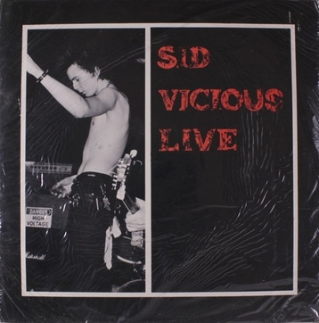 New York New York - Chapitre 5 : Sid Vicious - Max's Kansas City - 7 Septembre 1978