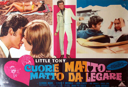 Little Tony : Cuore matto ... matto da legare - 1967