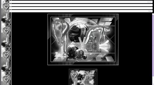 Papier Fantasy Futuriste 08