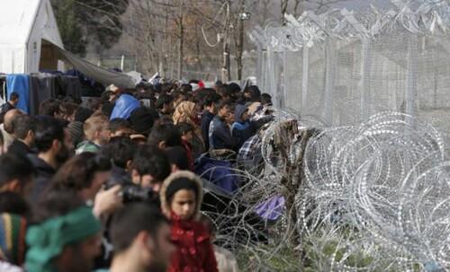 L'Union européenne et les migrants : une fuite en avant sécuritaire et raciste