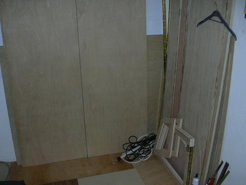 Fabrication du Polycockpit