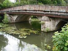 Le pont de Soulins