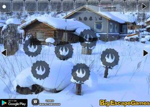 Jouer à Big Snow head reindeer forest