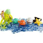 Egg Carton Sea Creatures are the perfect outdoor craft project!