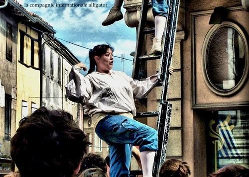 Les doléances, le spectacle et la revolution... (Graulhet - Juillet 2011) à suivre...