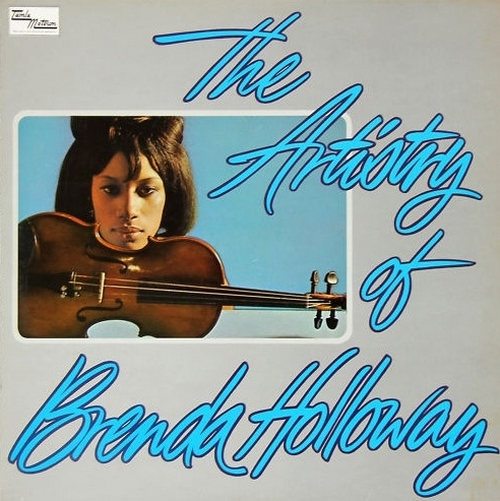 "Brenda Holloway : Album "" The Artistry Of Brenda Holloway "" Tamla Motown Records STML 11083 [ UK ]"