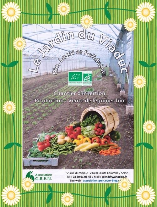 Le jardin du Viaduc