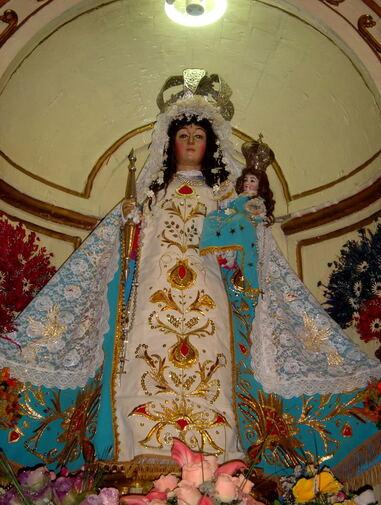 Paucartambo : Virgen del Carmen