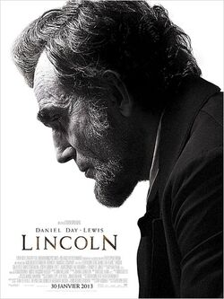 Lincoln - de Steven Spielberg (2013) - avec Daniel Day-Lewis, Sally Field, Tommy Lee Jones