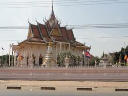 10 février: vers Phnom Penh