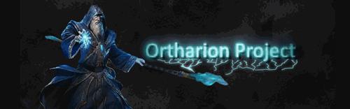 NEWS : Ortharion Project daté*