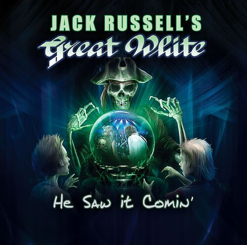 Jack Russell's great White - He saw it coming