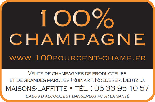 100 % CHAMPAGNE