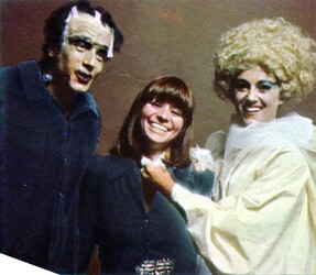 Octobre 1973 : Miss Frankenstein !!! Brrrr !!!