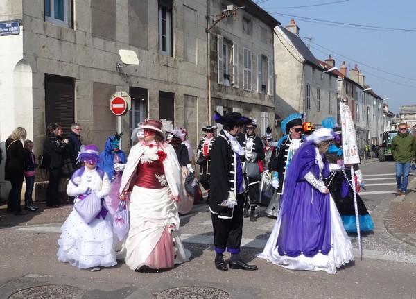 Le Tape-Chaudrons 2016 à Châtillon sur Seine