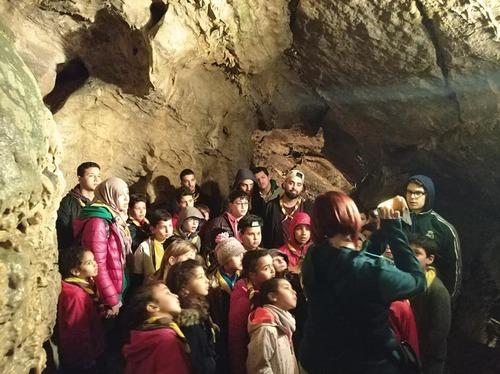 Sortie Grottes de Neptune