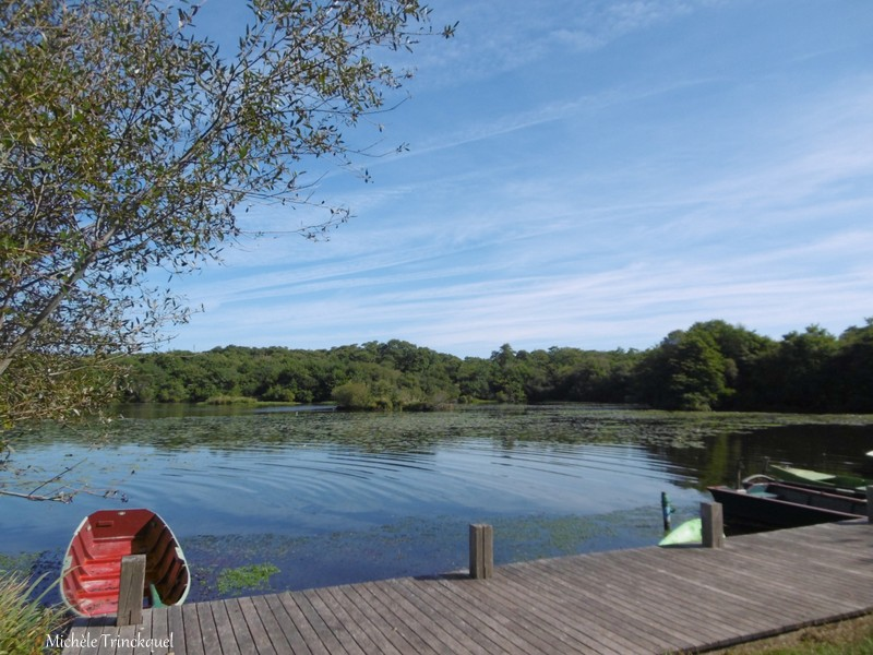 "Une balade vers ""mon"" Lac, le 8 octobre...."